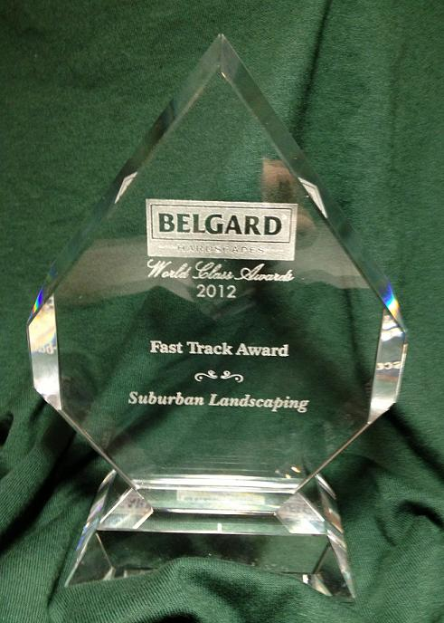 Belgard World_Class_Award_Photo
