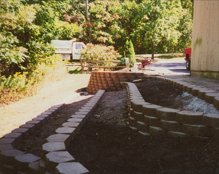 Compex Retaining Wall