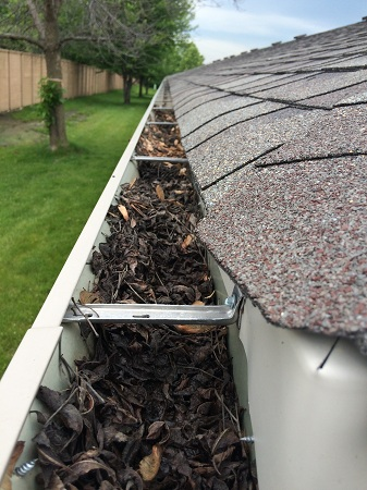 Commercial Gutter Cleaning Service