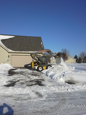 Snow Plowing Company 23